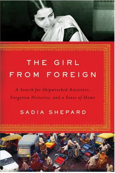Cover image from Girl From Foreign